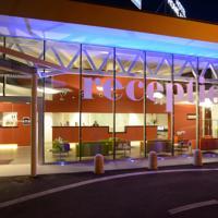 foto Cancelli Rossi Hotel Rome Airport