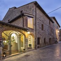 foto Romantik Hotel Monteriggioni